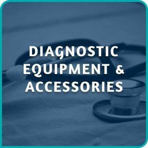 DIAGNOSTIC EQUIPMENT & ACCESSORIES