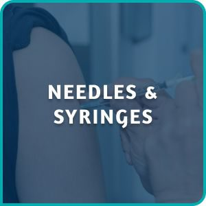 NEEDLES & SYRINGES